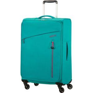 American Tourister bőrönd Litewing 42x70x26cm 2,4kg 4kerekű 89459/5467 aquazöld/pink
