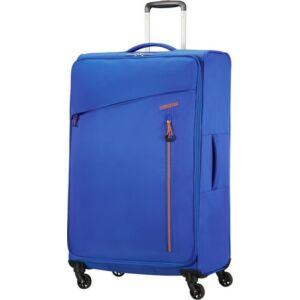 American Tourister bőrönd Litewing 47x81x29cm 2,7kg 4kerekű 89460/5460 kék/narancs