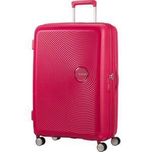 American Tourister bőrönd Soundbox 51x77x29/32cm 4,2kg 4kerekű 88474/5502 pink