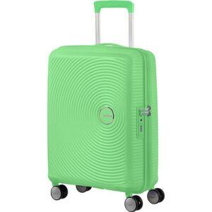 American Tourister bőrönd Soundbox spinner 55/20 Spring Green 88472/4420 Spring Green - 4 kerekű