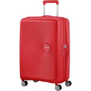 American Tourister bőrönd Soundbox spinner 67/24 Coral Red 88473/1226 Coral Red - 4 kerekű