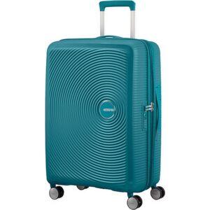 American Tourister bőrönd Soundbox spinner 67/24 Jade Green 88473/1457 Jade Green - 4 kerekű