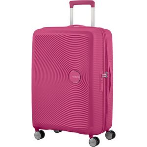 American Tourister bőrönd Soundbox spinner 67/24 Magenta 88473/1992 Magenta - 4 kerekű
