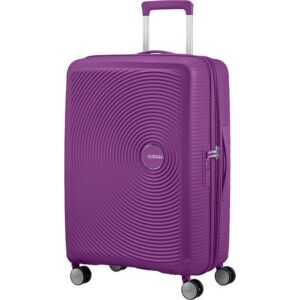 American Tourister bőrönd Soundbox spinner 67/24 Purpule Orchid 88473/2011 Purple Orchid - 4 kerekű