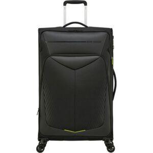 American Tourister bőrönd Summerfunk SPIN 79/29 Exp Tsa Carbon 133512/1052 Black/Carbon
