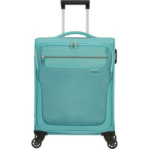 American Tourister bőrönd Sunny South spinner 55/20 134600/8397 Purist Blue