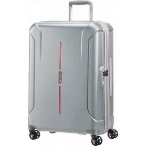 American Tourister bőrönd Technum 46x66x27/32cm 3,6kg 4kerekű 89303/1004 szürke/narancs