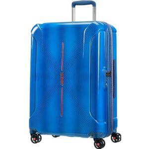 American Tourister bőrönd Technum 51x77x30/35 4,3kg 108/127,5l 77/30/35 89304/6672 kék-narancs