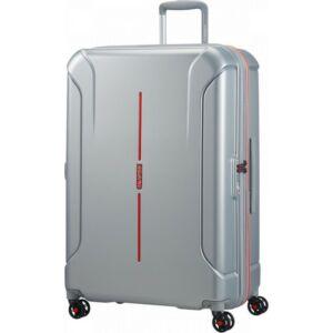 American Tourister bőrönd Technum 51x77x30/35cm 4kg 4kerekű 89304/1004 szürke/narancs