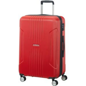 American Tourister bőrönd TRACKLITE 44x67x27/31cm 3,8kg 4kerekű 88745/0501 piros