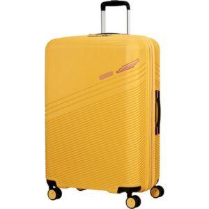 American Tourister bőrönd Triple Trace spinner 76/28 Tsa Exp 134662/9025 Lemondrop/Pink