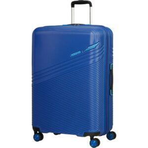 American Tourister bőrönd Triple Trace spinner 76/28 Tsa Exp 134662/2694 Navy/Blue