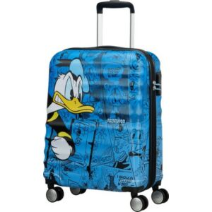 American Tourister bőrönd WAVEBREAKER Disney 40x55x20cm 2,6kg 4kerekű 85667/5278 Donald kacsa