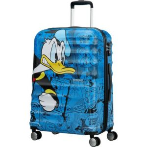 American Tourister bőrönd WAVEBREAKER Disney 47x67x26 3,6kg 64l 67/26 85670/5278 Donald kacsa
