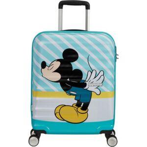 American Tourister bőrönd Wavebreaker Disney SPIN 55/20 85667/8624 Mickey Blue Kiss