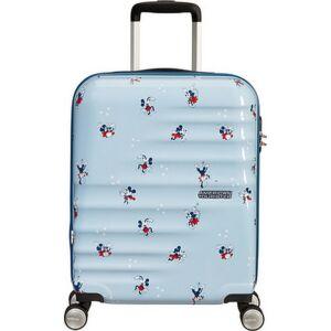American Tourister bőrönd Wavebreaker Disney SPIN 55/20 85667/8695 Minnie Darling Blue