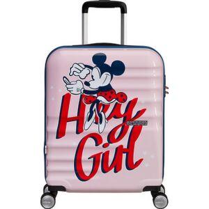 American Tourister bőrönd Wavebreaker Disney SPIN 55/20 85667/8694 Minnie Darlink Pink