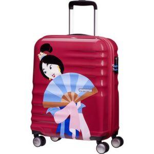 American Tourister bőrönd Wavebreaker Disney SPIN 55/20 Disney Del 131398/9023 Mulan