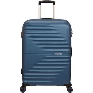 American Tourister bőrönd Wavetwister spinner 66/24 Tsa 131990/1265 Dark Navy