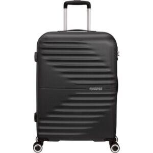 American Tourister bőrönd Wavetwister spinner 66/24 Tsa 131990/2480 Black