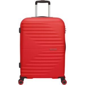 American Tourister bőrönd Wavetwister spinner 66/24 Tsa 131990/1898 Vivid Red