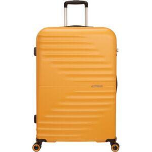 American Tourister bőrönd Wavetwister spinner 77/28 Tsa 131991/1843 Sunset Yellow