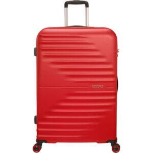 American Tourister bőrönd Wavetwister spinner 77/28 Tsa 131991/1898 Vivid Red