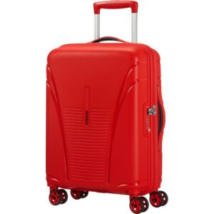 American Tourister kabinbőrön Kemény 4 kerekű bőrönd SKYTRACER spinner 55/20