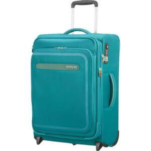 American Tourister kabinbőrönd Airbeat bővíthető 40x55x20/23 2,1kg 43/ 55/20/23 102998/1809 égkék
