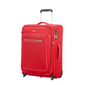 American Tourister kabinbőrönd Airbeat bővíthető 40x55x20/23 2,1kg 43/ 55/20/23 102998/2010 tisztapiros