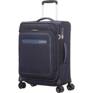 American Tourister kabinbőrönd Airbeat bővíthető 40x55x20 2,4kg 40/43l 55/20/23 102999/3404 sötétkék