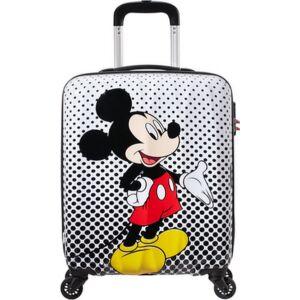 American Tourister kabinbőrönd ALPHA TWIST 2.0 Disney Legends 55/20 92699/7483 Mickey Mouse Polka Dot
