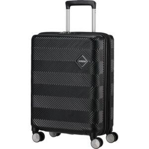 American Tourister kabinbőrönd Flylife spinner 55/20 TSA EXP 125238/1041 Black - Fekete