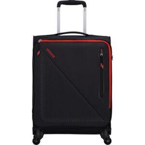 American Tourister kabinbőrönd Lite Volt spinner 55/20 Tsa 134524/1073 Black/Red