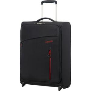 American Tourister kabinbőrönd Litewing 40x55x20cm 1,4kg 2kerekű 89456/0662 fekete/piros