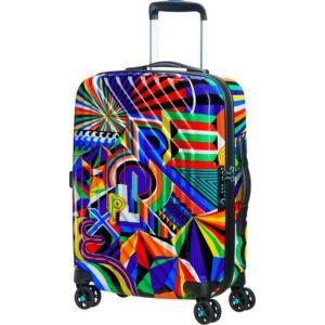 American Tourister kabinbőrönd Summer Fun 40x55x20cm 2,6kg 4kerekű 90356/6386 Vectorfun