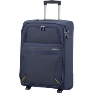 American Tourister kabinbőrönd Summer Voyager 40x55x20 38L 2,5kg textil 2kerekű bőrönd upright 55/20