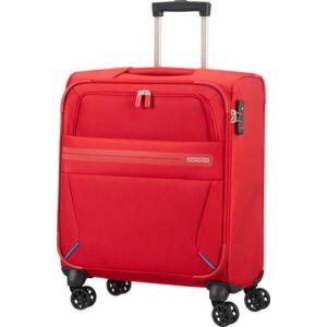 American Tourister kabinbőrönd Summer Voyager 45X56X25 49L 2,8kg textil 4kerekű bőrönd upright 56/20