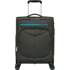 American Tourister kabinbőrönd Summerfunk SPIN 55/20 Exp Tsa Neon 133513/1608 Neon Blue