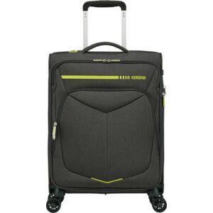 American Tourister kabinbőrönd Summerfunk SPIN 55/20 Exp Tsa Neon 133513/8924 Neon Lime