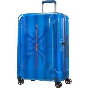 American Tourister kabinbőrönd Technum 40x55x20 2,6kg 36l 55/20 89302/6672 kék-narancs