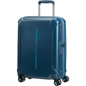 American Tourister kabinbőrönd Technum 40x55x20cm 2,4kg 4kerekű 89302/1541 metálkék/kék