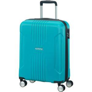 American Tourister kabinbőrönd Tracklite 40x55x20cm 2,6kg 4kerekű 88742/1809 türkiz