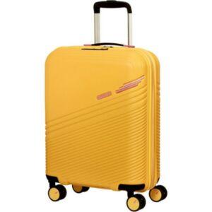 American Tourister kabinbőrönd Triple Trace spinner 55/20 Tsa Exp 134654/9025 Lemondrop/Pink