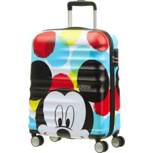 American Tourister kabinbőrönd WAVEBREAKER Disney spinner 55CM 55X40X20CM MICKEY CL-UP