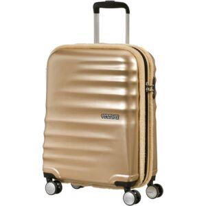 American Tourister kabinbőrönd WAVEBREAKER spinner 55/20 FUR Bronz 122822/2272 Pearl Bronze-Gyöngyház Bronz