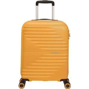 American Tourister kabinbőrönd Wavetwister spinner 55/20 Tsa 131989/1843 Sunset Yellow