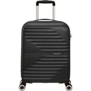 American Tourister kabinbőrönd Wavetwister spinner 55/20 Tsa 131989/2480 Black