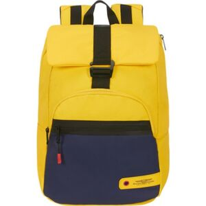 American Tourister laptopháti City Aim 14,1 125114/4582 kék/sárga