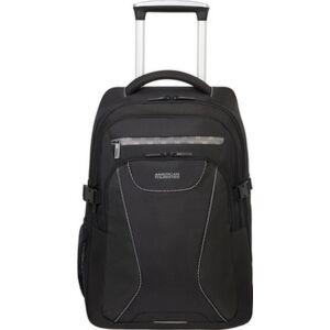 "American Tourister laptopháti At Work lapt. Bp/Wh 15,6"" Reflect 134559/1041 Black"